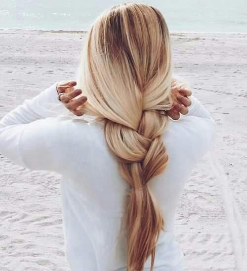 peinados rubia