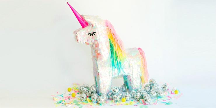 Ideas De Decoracion Para Agregarle Unicornios A Tu Fiesta