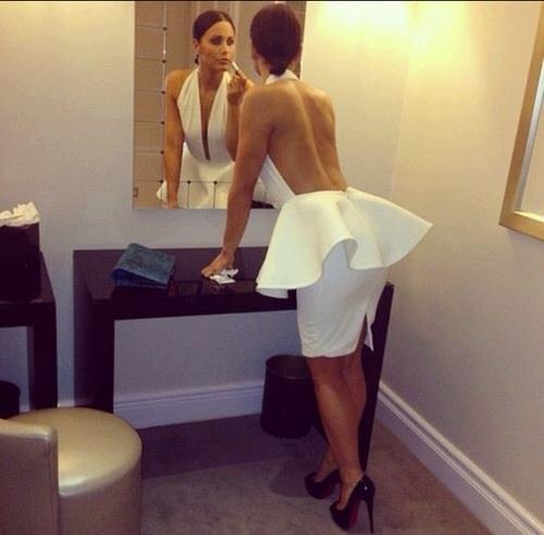 plump dress