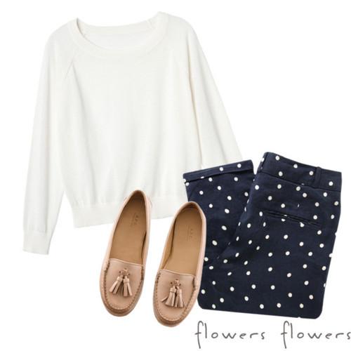 polka jeans