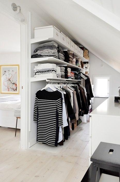 Ideas para tener un cl set abierto sin que luzca desastrozo for Como decorar mi apartamento