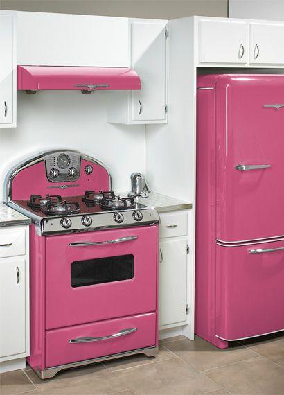 rosa cocina