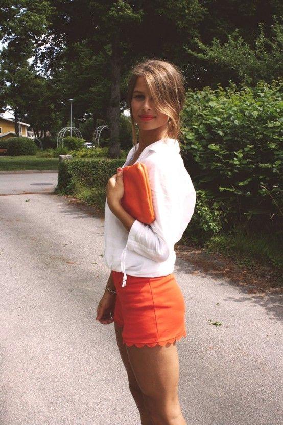 shorts ajustados
