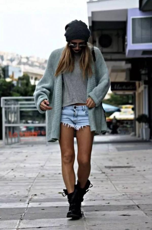 shorts chiquitos