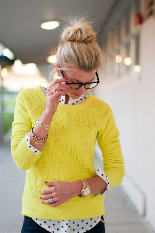 suete yellow