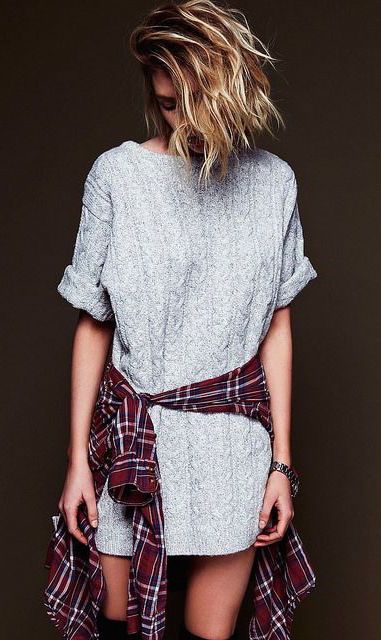 sueter dress