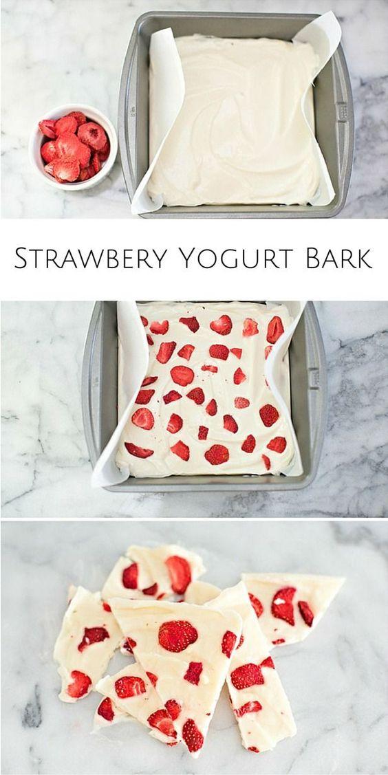 yogurt bark