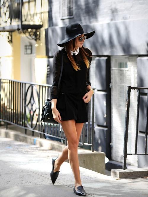 zapatos punta fashion