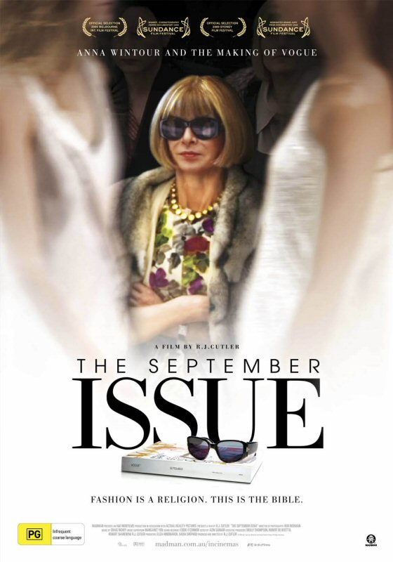 The semptember issue