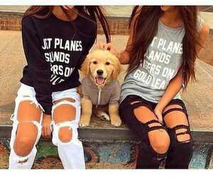 amigas pantalones