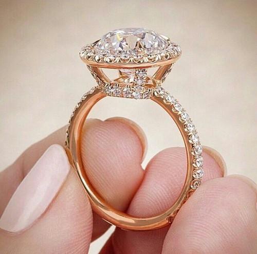 anillo compromiso no