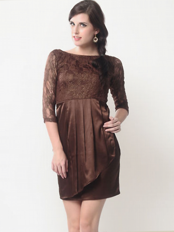 boda short brown