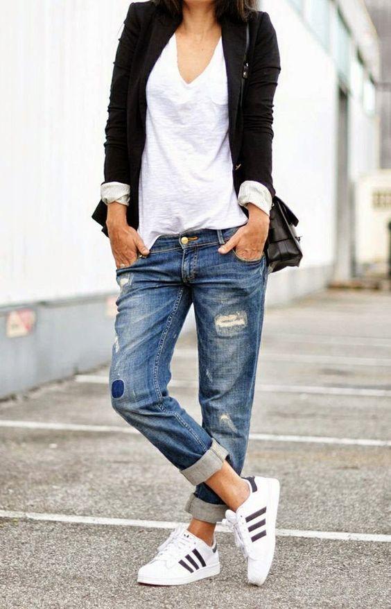 boyish style