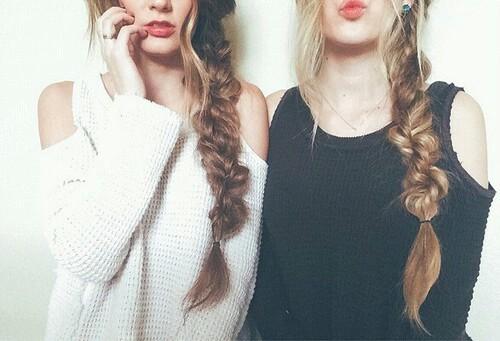cabello labios