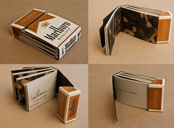 8 inesperados regalos que puedes hacer con una cajetilla - Caja decorada con fotos ...