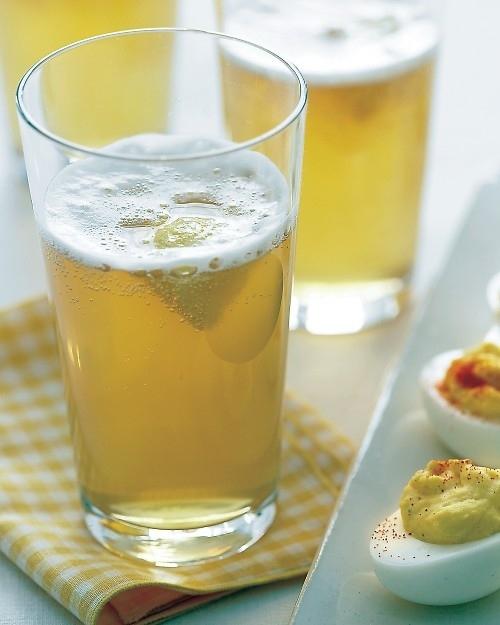 cerveza con miel