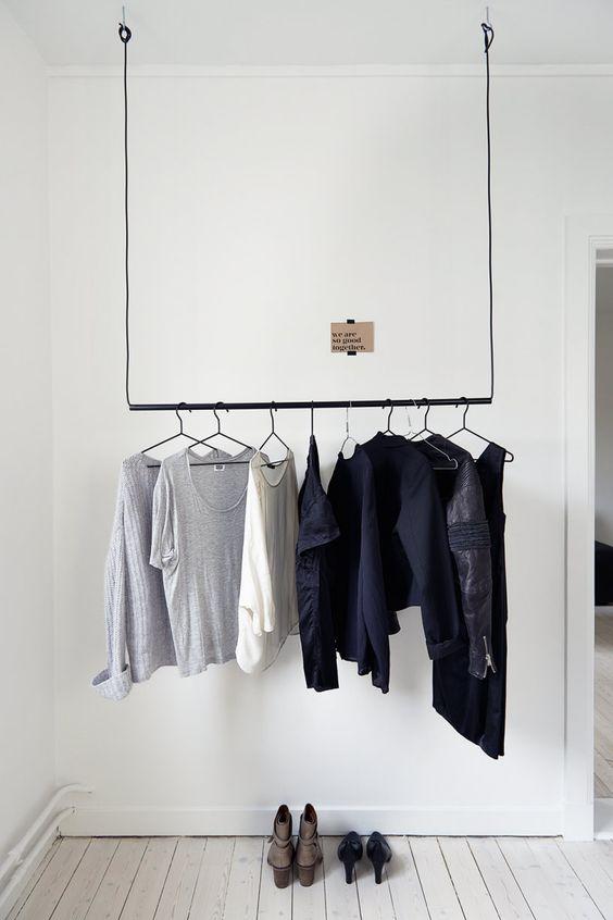 colgar ropa