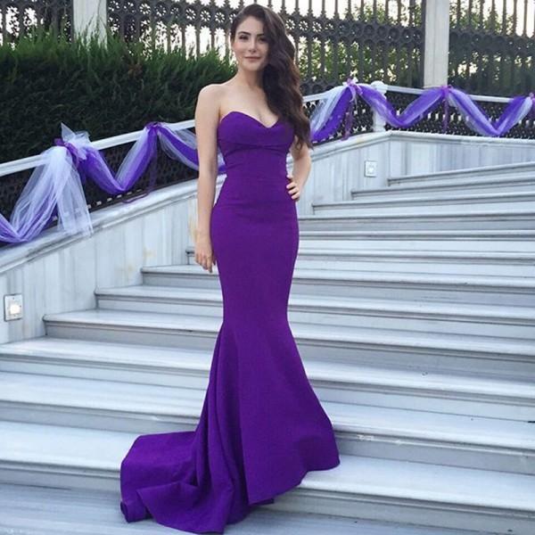 11 Vestidos Corte Sirena Que Tu Yo Elegante Muere Por Usar