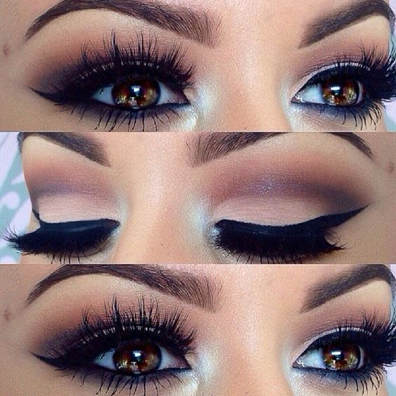 dramatic eyes make up