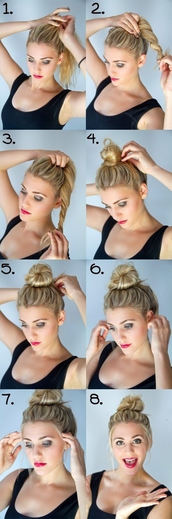 easy-bun