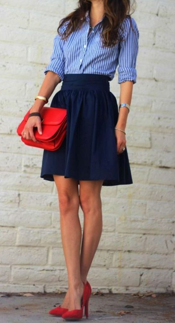 falda cintura