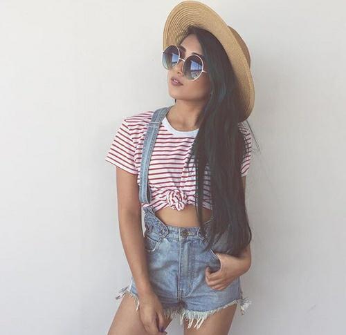 fashion sombrero lentes