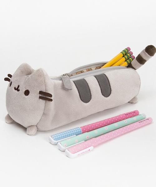 gatito lapicera