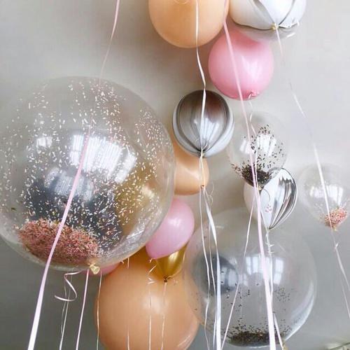 globos en cumple