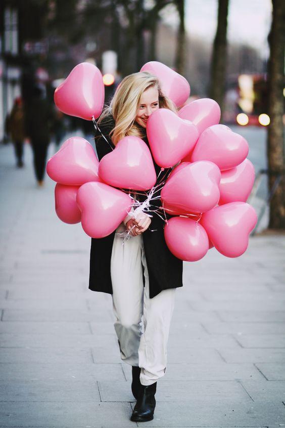 globos hermosos