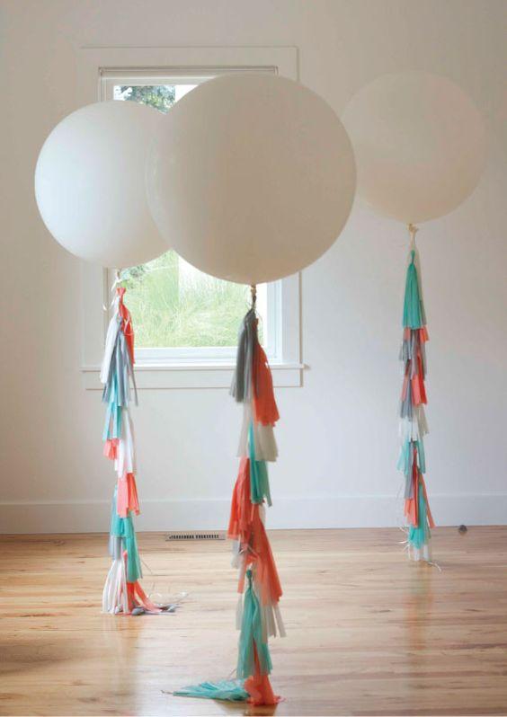 globos redondos