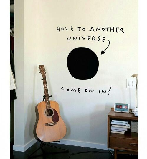 hoyo a otro universo