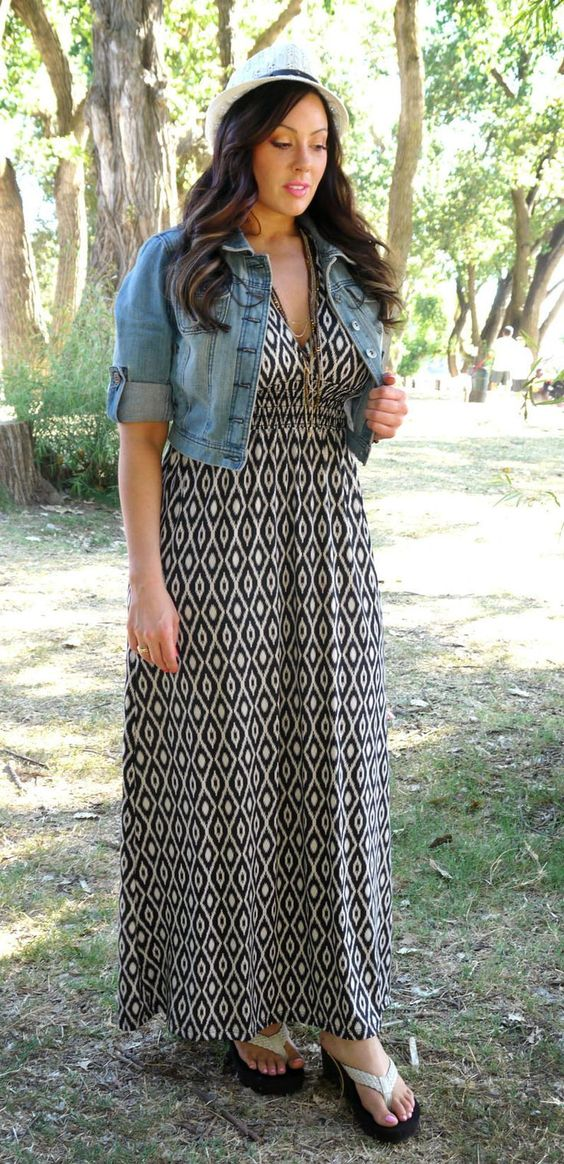 Imagenes de vestidos holgados para gorditas