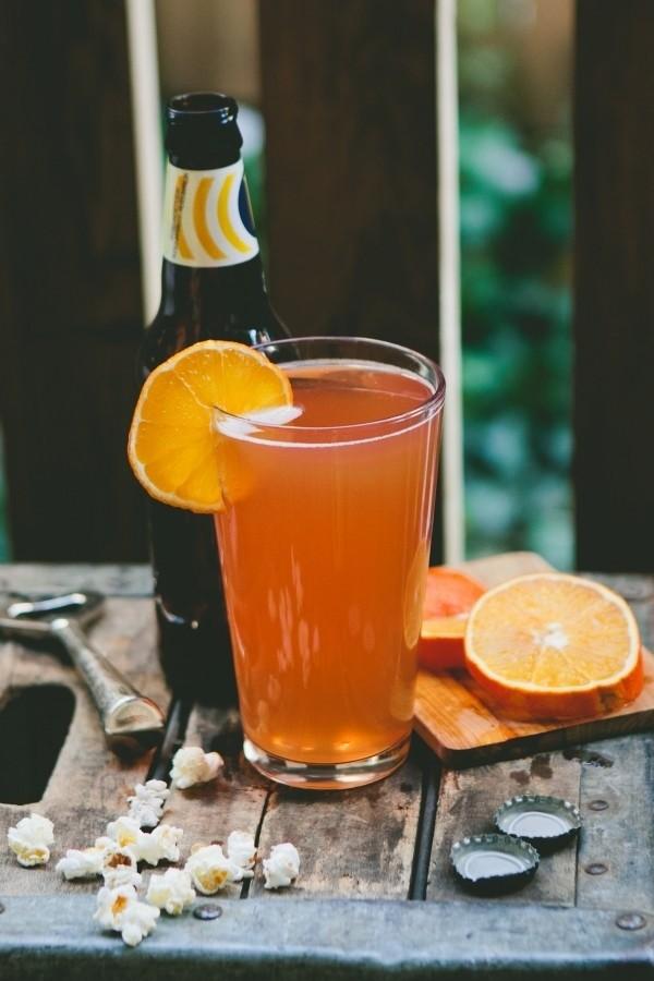 michelada naranja