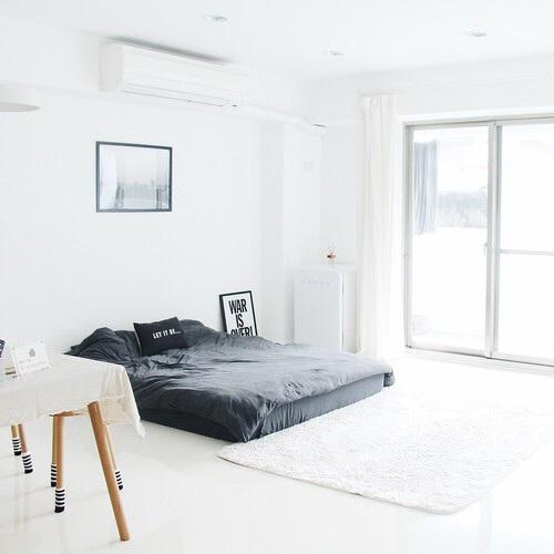 minimalista decor