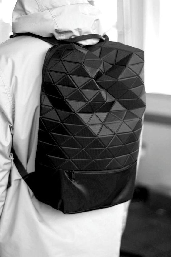 mochila geometrica