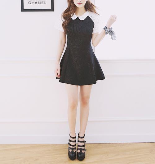 moda coreana para mujer