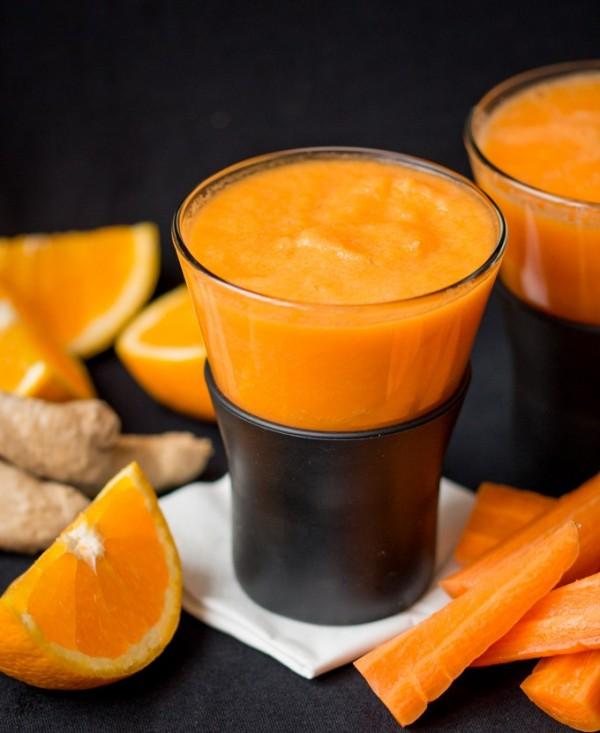 naranja smoothie