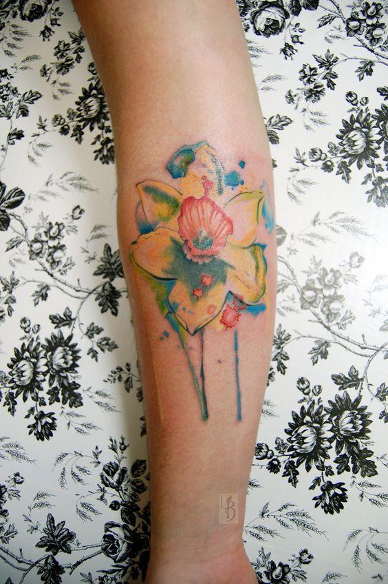 La flor que deberías tatuarte de acuerdo a tu signo zodiacal