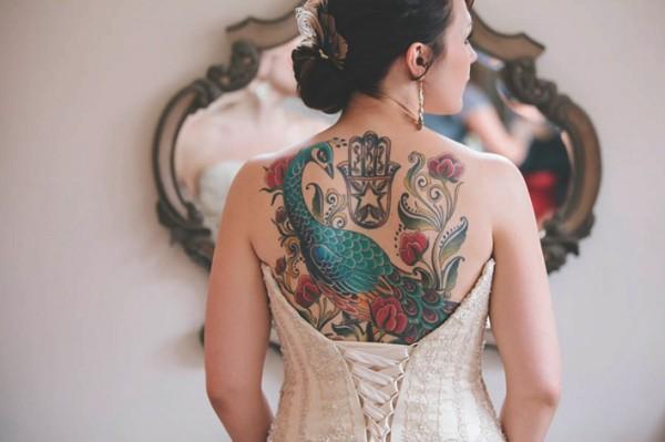 novias tatuadas