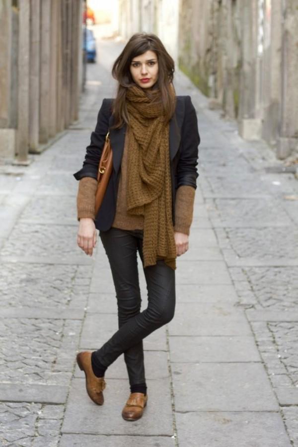 oxford estilo zapato