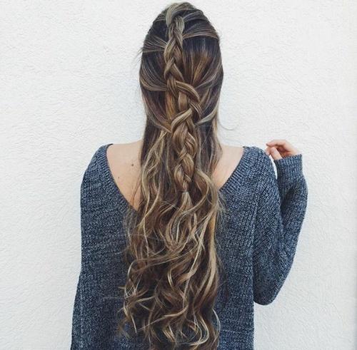 peinados impresionantes