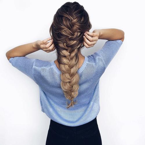 peinados magnificos