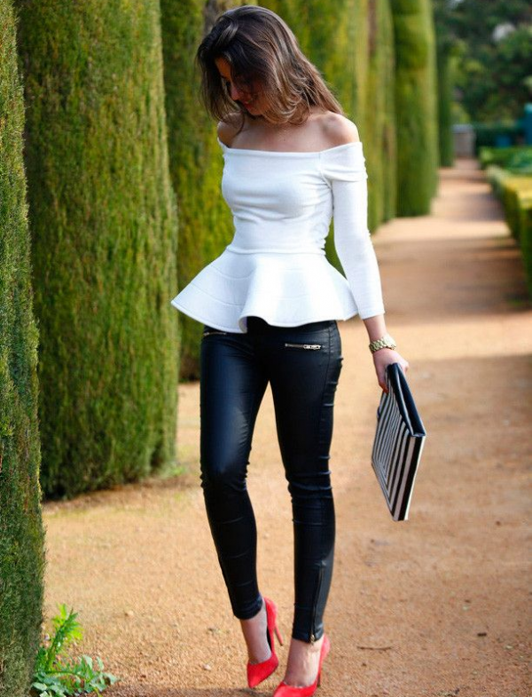 peplum-blusa-con-leggings