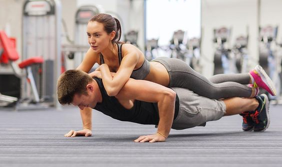 pushup gym