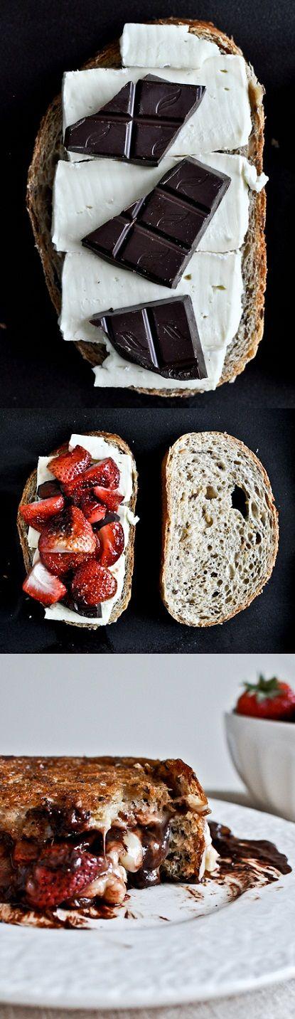 sandwich dulce