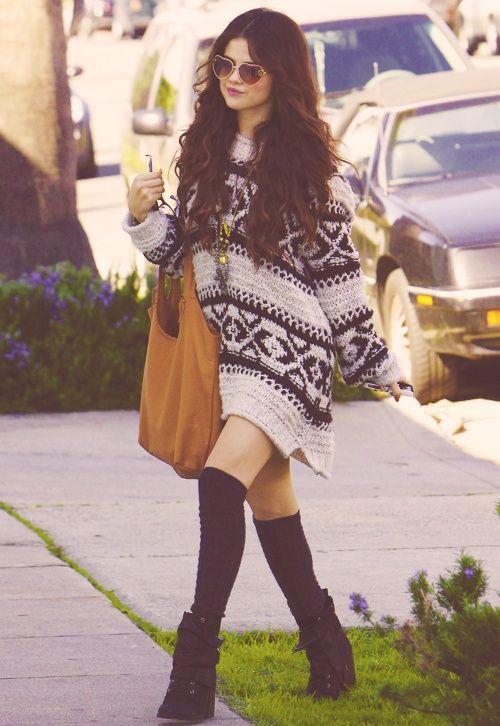 selena nice clothes