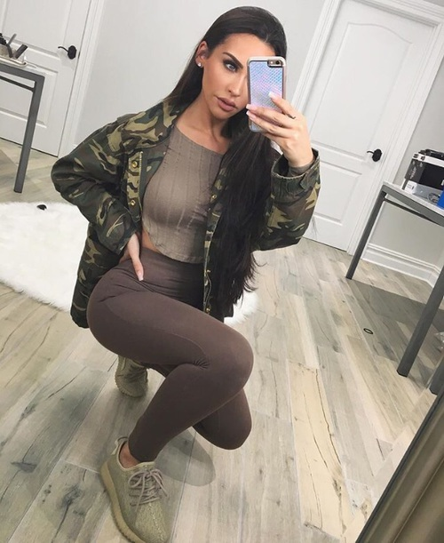 selfie espejo