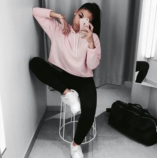 selfie vestidor