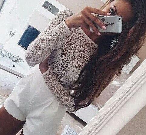 selfies brazo
