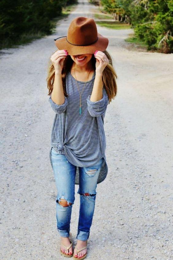 sombrero comodo